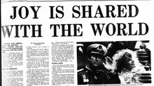 The wedding of Prince Charles to Diana in St Paul's Cathedral in July 1981 was a global event which Alf McCreary was  sent to cover by the Telegraph