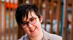 The late Lyra McKee
