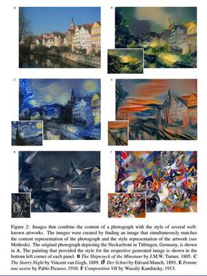 The robot painter could be a step towards understanding what goes on in painters minds when they create new works