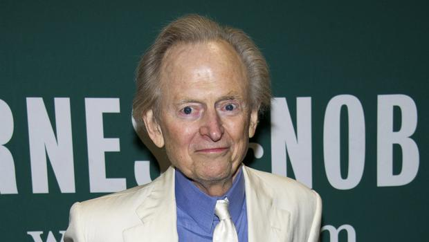 Tom Wolfe has died (Charles Sykes/Invision/AP)