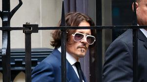 Actor Johnny Depp faces further questioning on the second day of his high-profile libel claim against The Sun newspaper (Aaron Chown/PA)