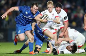 There's a growing contingent of Leinster-born players in the Ulster panel.