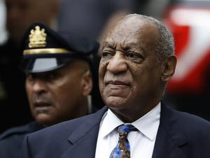 Bill Cosby is appealing against his sentence (Matt Slocum/AP)