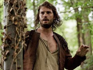 Jamie Dornan plays Abe in New Worlds, on Channel 4