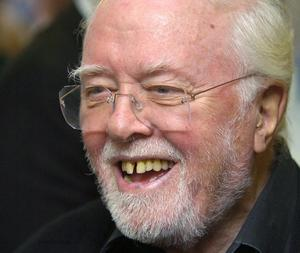 (FILE PHOTO) British Actor And Director Richard Attenborough Dies Aged 90 LONDON - OCTOBER 21: Lord Richard Attenborough attends the 'Closing The Ring' premiere at the Odeon West End as part of the BFI 51st London Film Festival on October 21, 2007 in London, England. (Photo by Stuart Wilson/Getty Images)