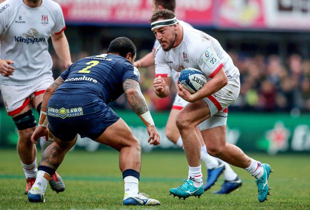 On a mission: Rob Herring believes beating Harlequins would send a message