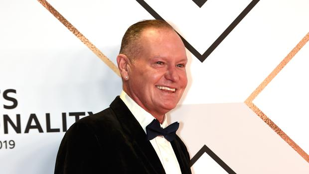 Paul Gascoigne has credited having anti-alcohol pellets sewn into his stomach with helping him turn his life around (Ian Rutherford/PA)