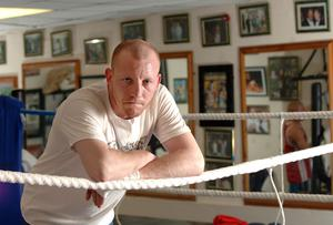 The former world champion bares all in his no-holds-barred autobiography, The Lost Soul of Eamonn Magee. Pic: Press Eye.