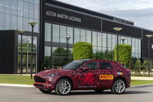 The factory was officially opened for the first time in December 2019 (Aston Martin/PA)