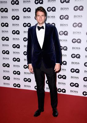 LONDON, ENGLAND - SEPTEMBER 05:  Greg James attends the GQ Men Of The Year Awards at the Tate Modern on September 5, 2017 in London, England.  (Photo by Gareth Cattermole/Getty Images)