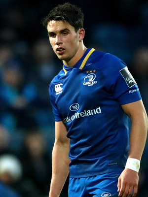 Joey Carbery is considering a move to Ulster.