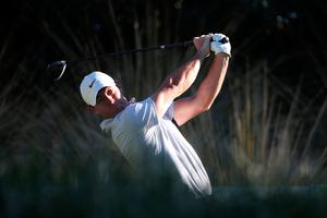 Rory McIlroy is in California for this week's Zozo Championship