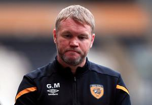 Grant McCann's side finished bottom of the league.