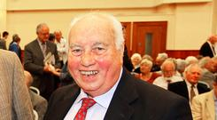 The Rev Dr Robert Coulter, a former UUP MLA, has passed away aged 88