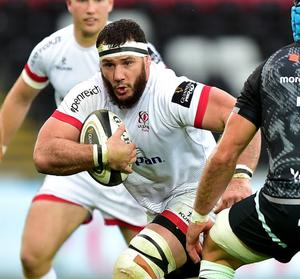 Marcell Coetzee delivered another top performance in Wales.