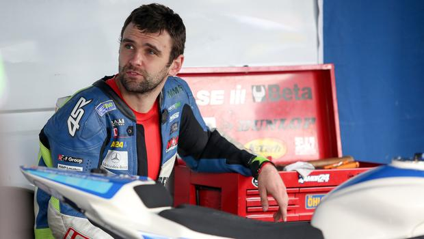PressEye - Belfast - Northern Ireland - 27th April 2017  Cookstown 100 Road Races.  Pictured: William Dunlop.  Picture: Philip Magowan / PressEye