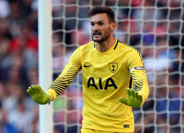 Spurs keeper Hugo Lloris has admitted drink driving (Andrew Matthews/PA)