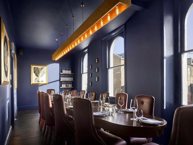 The Distillery, the world's first boutique gin hotel opens in London.