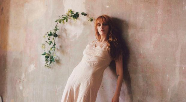 New perspective: Florence Welch, lead singer of Florence + the Machine