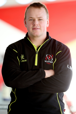 Positive: Luke Marshall says Ulster are raring to hit back