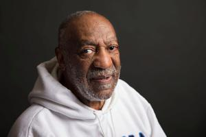 Actor-comedian Bill Cosby poses for a portrait in New York. NBC announced Wednesday, Nov. 19, that it has canceled plans for a family comedy starring Bill Cosby.  (Photo by Victoria Will/Invision/AP, File)