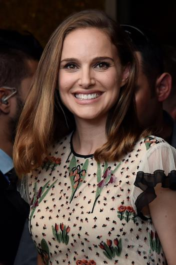 "Actress Natalie Portman attends the photocall of the movie ""Jackie"" presented in competition at the 73rd Venice Film Festival on September 7, 2016 at Venice Lido.TIZIANA FABI/AFP/Getty Images"