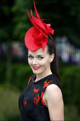 Victoria Pendleton during Ladies' Day of the Royal Ascot meeting at Ascot Racecourse, Berkshire. PRESS ASSOCIATION Photo. Picture date: Thursday June 20, 2013. See PA story RACING Ascot. Photo credit should read: Steve Parsons/PA Wire