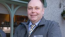 Ciaran O'Neill, managing director of the Bishop's Gate Hotel