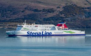 Police boarded a Stena Line ferry from Liverpool to Belfast on Friday and detained several passengers for questioning following claims of a blood-soaked brawl on board the vessel.