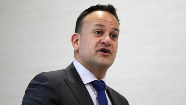 The speed of post-Brexit trade negotiations is impossible to predict, Irish Taoiseach Leo Varadkar said (Brian Lawless/PA).