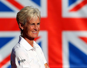 Bright future: Judy Murray is predicting big things from British women in tennis