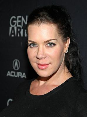 "FILE - APRIL 20: Former professional wrestler Joanie 'Chyna' Laurer passed away on April 20, 2016 in Redondo Beach, California.  She was 45 years old. HOLLYWOOD - DECEMBER 03:  Actress Joanie ""Chyna"" Laurer arrives at the premiere of Samuel Goldwyn Films' ""Dark Streets"" held at the Arclight Theaters on December 3, 2008 in Hollywood, California.  (Photo by Alberto E. Rodriguez/Getty Images)"