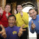Australian children's entertainers The Wiggles (Christopher Pledger/AP)