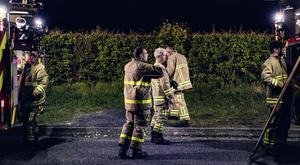 Firefighters from Lisburn Fire Station battle a blaze on the White Mountain close to Groganstown Road on the outskirts of Belfast, May 31st 2020 (Photo by Kevin Scott for Belfast Telegraph)