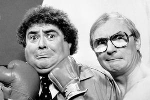 Comedy double act Little and Large (PA)