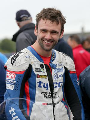 William Dunlop passed away after a crash at the Skerries 100 in July.