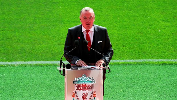 "Ian Ayre, Chief Executive Officer of Liverpool during the opening of the Anfield Main Stand, Liverpool. PRESS ASSOCIATION Photo. Picture date: Friday September 9, 2016. Photo credit should read: Peter Byrne/PA Wire. RESTRICTIONS: EDITORIAL USE ONLY No use with unauthorised audio, video, data, fixture lists, club/league logos or ""live"" services. Online in-match use limited to 75 images, no video emulation. No use in betting, games or single club/league/player publications."