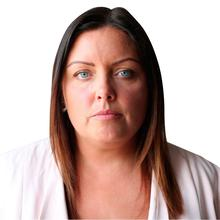 Embargoed to 17:00 Monday June 05  Sinn Fein councillor for South Belfast, Deirdre Hargey, at her party offices in Belfast ahead of her election as Lord Mayor of Belfast. PRESS ASSOCIATION Photo. Picture date: Monday June 4, 2018. See PA story ULSTER Mayor. Photo credit should read: Niall Carson/PA Wire