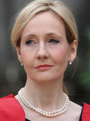 JK Rowling also appears in the top 20 (David Cheskin/PA)