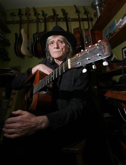 Guitar legend Henry McCullough
