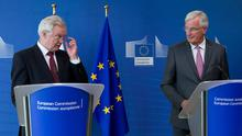 The EU and UK have been engaged in meetings throughout the week.