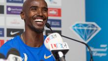 Golden boy: Mo Farah will defend his 5,000m and 10,000m titles in Rio