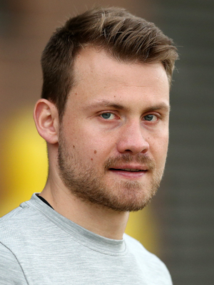 Exit door: Simon Mignolet could be set to leave Reds