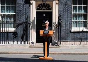 Prime Minister Theresa May speaking in Downing Street after a COBRA meeting following an incident in Finsbury Park, north London, where one man has died, eight people taken to hospital and a person arrested after a van struck pedestrians. PRESS ASSOCIATION Photo. Picture date: Monday June 19, 2017. See PA story POLICE SevenSisters. Photo credit should read: Lauren Hurley/PA Wire