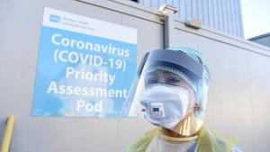 A surge in coronavirus cases is expected in the coming weeks