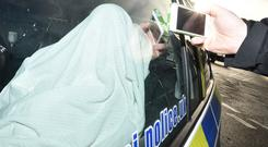 A Co. Armagh man was remanded into custody on Monday accused of murder.