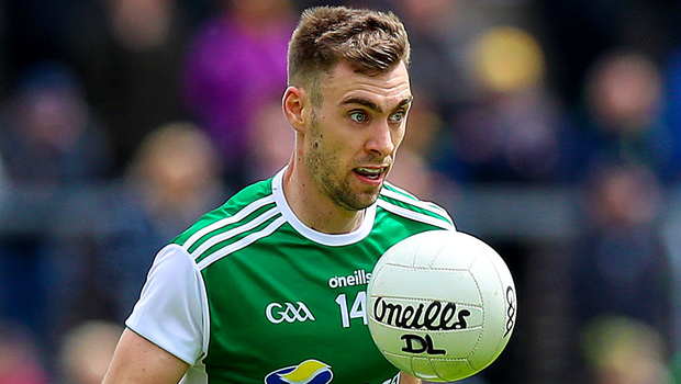 In vain: Conall Jones scored two points for Fermanagh
