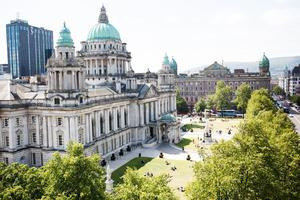 Only virtual meetings of Belfast City Council are currently taking place