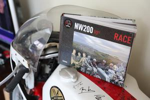 Ian Foster's new book on the North West 200.