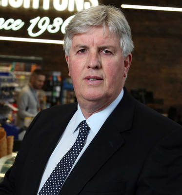 Niall Creighton is co-owner of Creightons of Finaghy